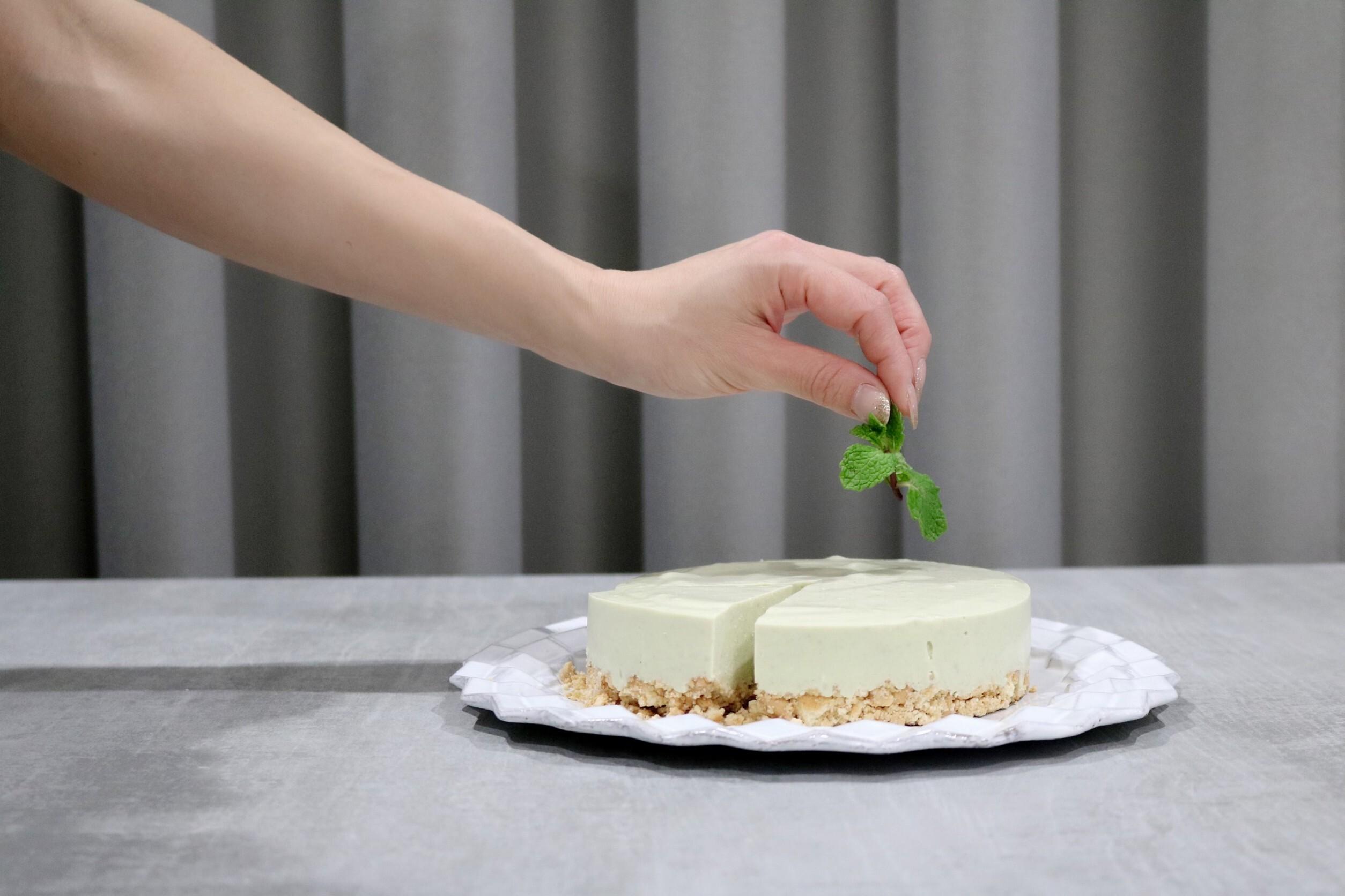 パーフェクトビューティー腸活レアチーズケーキ / Yo(u)s'レシピ