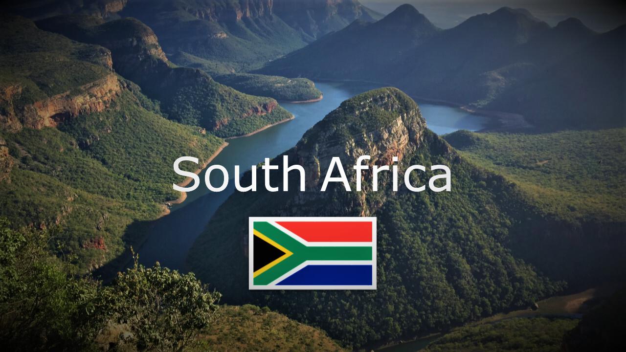 南アフリカ Vol. 01
