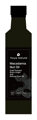 Yo(u)s' Natural Yo(u)'s Natural Macadamia Nut Oil(マカダミアナッツオイル)
